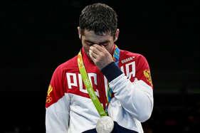 डोपिंग में फंसा रूसी मुक्केबाज, ओलंपिक सिल्वर मेडल छिना