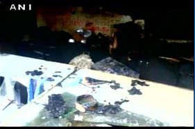 पुणेः बेकरी में लगी आग, अंदर सो रहे 6 लोगों की मौत