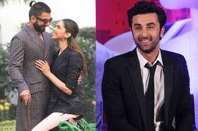 रणवीर और दीपिका को शादी करनी चाहिए: रणबीर कपूर