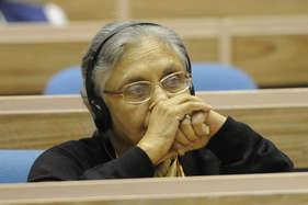 शीला दीक्षित की बेटी की घर के चक्कर लगाने वालों के खिलाफ केस दर्ज
