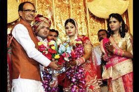 शहीद रमाशंकर यादव की बेटी की शादी में पहुंचे सीएम शिवराज, पिता की भूमिका निभाई