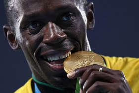 बोल्ट ने कहा, 200 मीटर रिकॉर्ड अब मेरी जद में नहीं