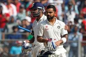 मुंबई टेस्ट: विराट कोहली ने ठोकी सेंचुरी, इंग्लैंड पर भारत का पलटवार, स्कोर 400 के पार