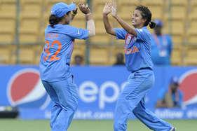 वुमन टी-20 एशिया कप: नेपाल सिर्फ 21 रन पर हुआ ढेर, भारत ने 99 रन से जीता मैच