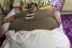 25 साल बाद बिस्तर से उठेगी दुनिया की सबसे मोटी महिला, आ रही है मुंबई