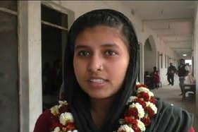 फातिमा ने निबंध लेखन में किया चम्पारण का झंडा बुलंद, उर्दू में देश में रही नंबर वन