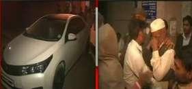 ग्रेटर नोएडा में लूट के बाद बदमाशों ने युवक को मारी गोली