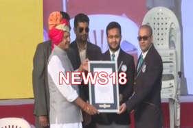 भारत ने तोड़ा बांग्लादेश का वर्ल्ड रिकॉर्ड, राजकोट में 3.5 लाख लोगों ने गाया राष्ट्रगान
