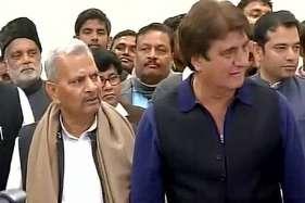 सपा-कांग्रेस के बीच गठबंधन का ऐलान, 298 सीटों पर होगी टीम अखिलेश और 105 पर टीम राहुल