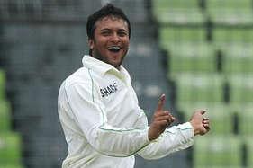 शाकिब ने गेंद से दो ओवर में ही न्यूजीलैंड की तोड़ डाली कमर