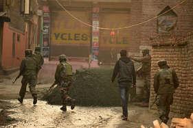 कश्मीरः ए++ श्रेणी का खूंखार आतंकी मुजफ्फर एनकाउंटर में ढेर