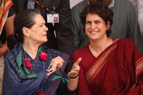 गठबंधन का श्रेय प्रियंका को देने वाली कांग्रेस ने उनके भविष्य के रोल पर साधी चुप्पी