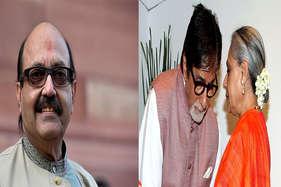 अमर सिंह का चौंकाने वाला बयान, 'साथ नहीं रहते अमिताभ-जया'