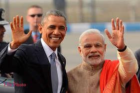 ओबामा ने मोदी को किया फोन, भारत-यूएस संबंधों के लिए कहा शुक्रिया