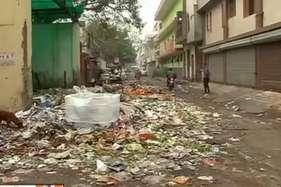 देखें: पूर्वी दिल्ली में सफाई कर्मचारियों की हड़ताल से सड़कों पर लगा कूड़े का ढेर