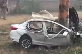 लुधियाना: तेज रफ्तार का कहर, 2 लड़कियों सहित 4 छात्रों की मौत