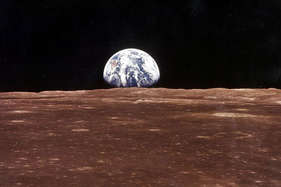 एक ही तरह के तत्वों से बने हैं पृथ्वी और चंद्रमा