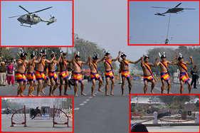 69वां सेना दिवसः जबांजों के करतब देख गर्व से चौड़ा हुआ सीना