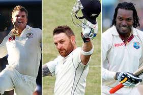 टेस्ट क्रिकेट के वो 7 मौके जब कांप गए थे बॉलर