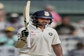 रणजी ट्रॉफीः शतक से चूके पार्थिव पटेल, गुजरात को 63 रन की बढ़त