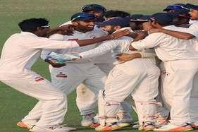 रणजी ट्रॉफीः 312 रन का टारगेट, गुजरात बगैर विकेट गंवाए 47 रन