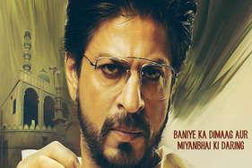 रईस: शाहरुख खान पर भारी पड़े नवाजुद्दीन