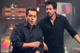 'बिग बॉस' के घर में सलमान के साथ फिर मस्ती करते दिखेंगे शाहरुख