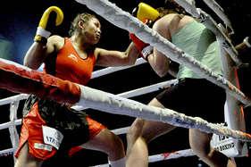 अपने पहले ही प्रोफेशनल बॉक्सिंग मैच में छाईं सरिता देवी, हंगरी की खिलाड़ी को 3-0 से हराया