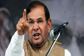 शरद यादव ने कांग्रेस पर साधा निशाना, कहा- पार्टी की स्थिति इमरजेंसी से भी खराब