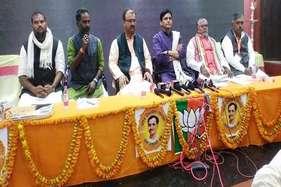 बिहार भाजपा प्रदेश कार्यसमिति की दो दिवसीय बैठक संपन्न
