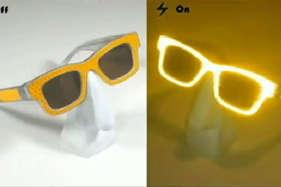 ये है चकमा देने वाला चश्मा, इसे लगाने से सीसीटीवी में भी नहीं आएगा चेहरा