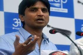बीजेपी में शामिल होने की खबरों पर कुमार विश्वास ने ऐसे दिया जवाब