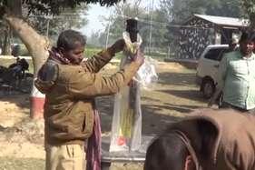 एसएसबी जवान ने इंसास राइफल से की आत्महत्या ! पंजाब का था निवासी