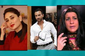क्या होगा जब एक ही लिफ्ट में फंस जाएं सैफ-करीना और उनकी पहली पत्नी अमृता!