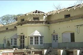बस्तर में ऐतिहासिक इमारत को नष्ट करने की तैयारी