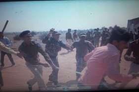 सीएम का विरोध कर रहे छात्रों पर पुलिस ने बरसायी लाठी, कई घायल