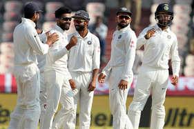 तस्वीरों में देखें: 19 टेस्ट से नहीं हारा भारत, विराट ने तोड़ा गावस्कर का ये रिकॉर्ड
