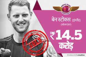 आईपीएल-10: पांच सबसे महंगे खिलाड़ी, किस टीम ने किस पर लगाई कितने की बोली?