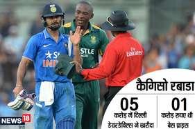 इस खतरनाक बॉलर ने डेब्यू मैच में लिया था हैट्रिक, अब दिल्ली ने खेला दांव