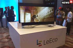 वैलेंटाइन डे सेल: लेईको की 'Super3 X55' इको टीवी पर मिलेगा बंपर कैशबैक