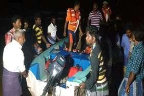 तमिलनाडु के तूतीकोरिन में नाव पलटने से 9 सैलानियों की मौत