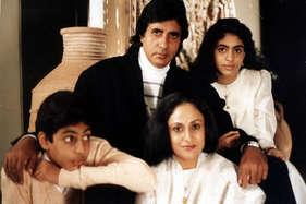 देखिए अभिषेक बच्चन के बचपन की ये खास तस्वीरें
