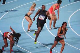 संन्यास ले चुके एथलीट से हारे फर्राटा चैंपियन बोल्ट, खतरे में बादशाहत