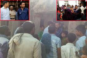 एमपी पुलिस को दविश देना पड़ा भारी, ग्रामीणों ने जमकर की धुनाई और बनाया बंधक