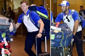 IND vs AUS: ऑस्ट्रेलियाई टीम पहुंची इंडिया, कुछ ऐसा है सीरीज का शेड्यूल