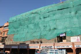 जयपुरः टैक्स नहीं देने वालों की बिल्डिंगों को नगर निगम ने किया सीज