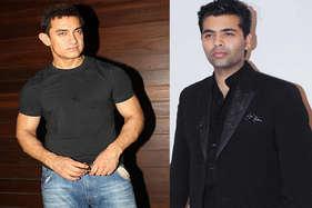 करण जौहर ने आमिर खान को बताया भारत का सबसे बुद्धिमान कलाकार