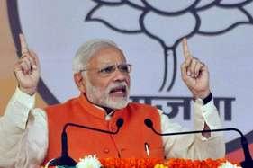 पीएम मोदी की मांग हुई तेज, भाजपा ने बदली रणनीति, हर चरण में होंगी तीन रैलियां