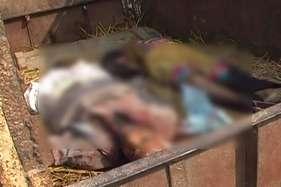 अररिया में 2 बुजुर्गों की गला काटकर निर्मम तरीके से हत्या