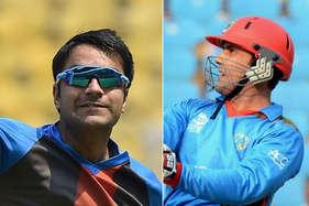 आईपीएल में डेब्यू करने वाले पहले अफगानी खिलाड़ी बने राशिद और नबी